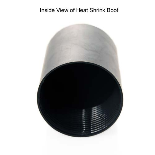 Heat Shrink End Cap with Valve inside view - icon