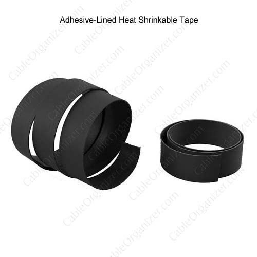 adhesive-lined heat shrinkable tape - icon