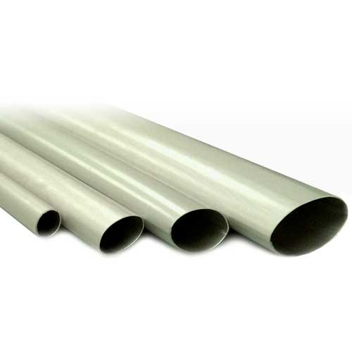 silver conductive heat shrink tubing in various sizes - icon