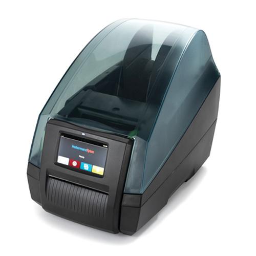 front view of hellermanntyton ttm430 desktop thermal transfer printer - icon