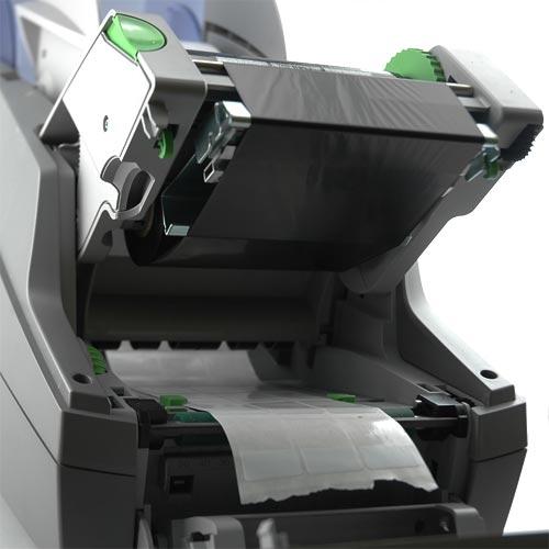 labels inside hellermanntyton ttm430 desktop thermal transfer printer - icon