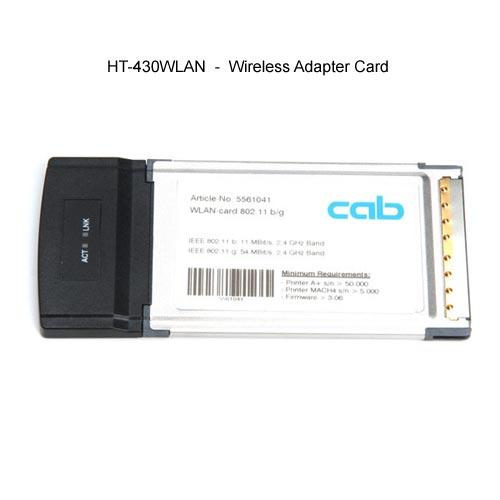 hellermanntyton ttm430 desktop thermal transfer printer wireless adapter card - icon