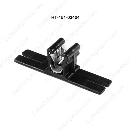 HellermannTyton® Edge Clip and Cable Tie Assemblies HT-151-03404