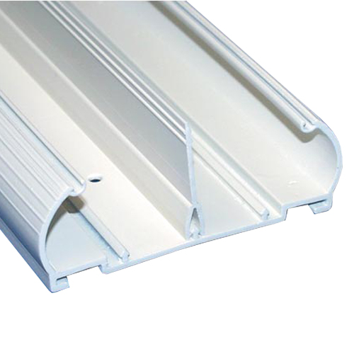 close up of hellermanntyton infostream multi channel raceway base - icon