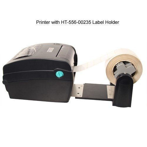 Printer with Label Holder - icon