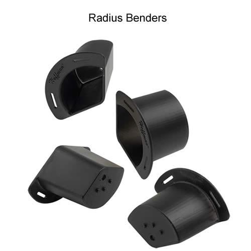 hoffman fttx fiber optic cabinet radius benders - icon