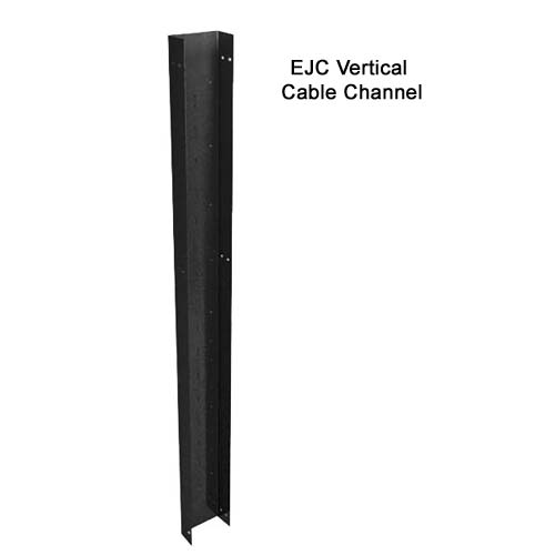 hoffman open frame rack ejc vertical cable channel - icon