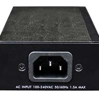 560566 1-Port gigabit High-Power PoE+ Injector
