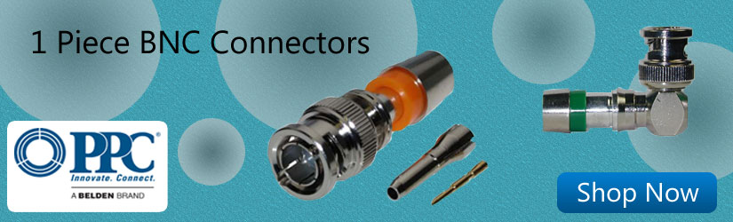 PPC/ICM BNC Connectors