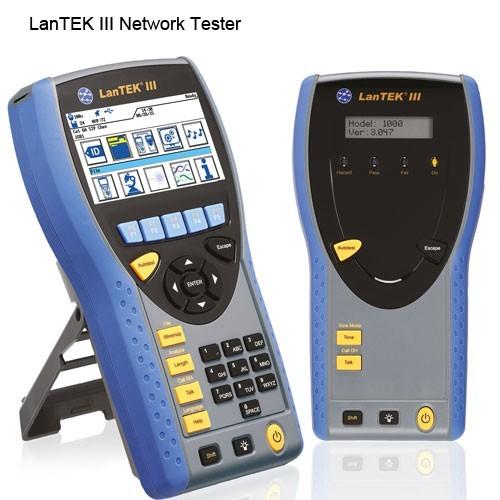 LanTEK III Cable Certifier