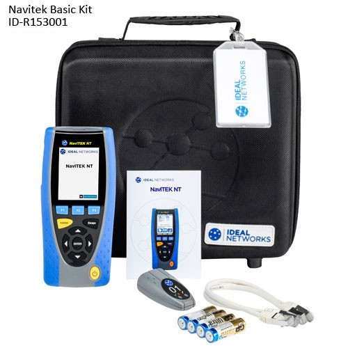 ID-R153001 Navitek NT cable and network test kits