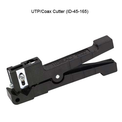 ideal industries 45-165 utp coax cutter - icon