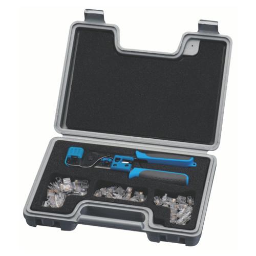 Ideal RJ11 and RJ45 Telemaster Kit