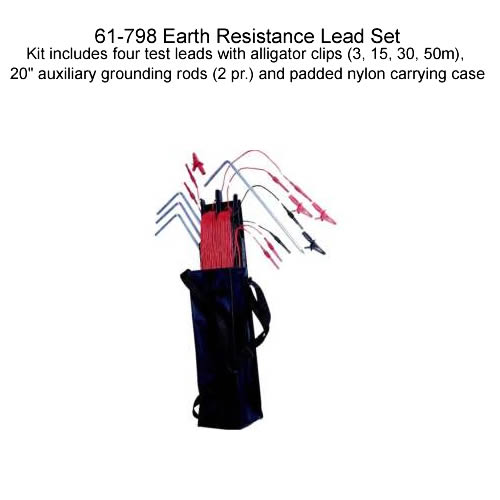 Ideal Earth Resistance Lead Set - icon
