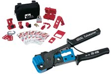 Ideal lockout kits, cable tool kits