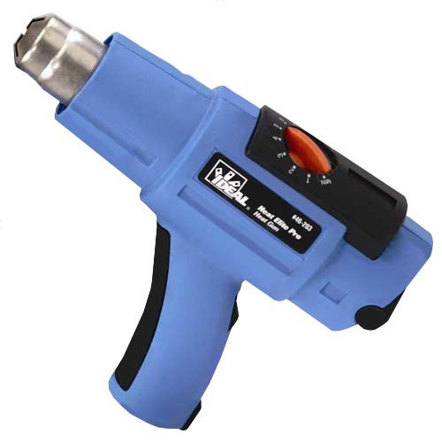 ideal 46-203 heat elite pro heat gun side view - icon