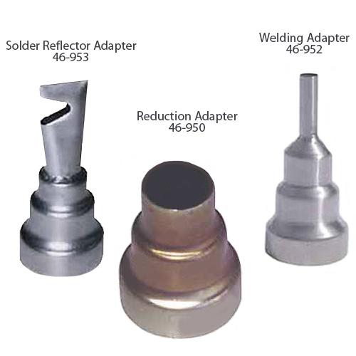 pro heat gun solder reflector adapter, reduction adapter, welding adapter - icon