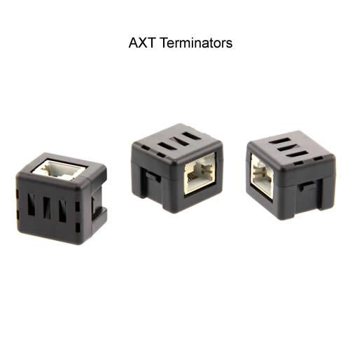 ideal industries lantek 10 gigabit alien crosstalk testing kit axt terminators - icon