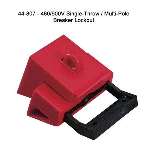ideal industries 44-807 single throw multi-pole breaker lockout - icon