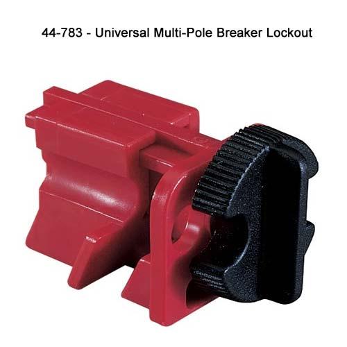 ideal industries 44-783 universal multi-pole breaker lockout - icon