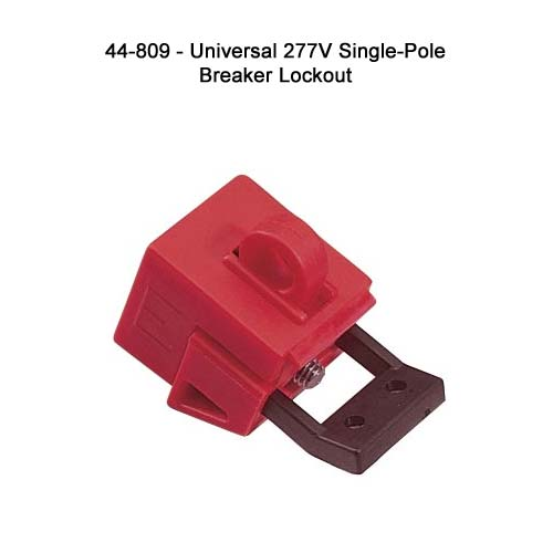 ideal industries 44-809 universal single-pole breaker lockout - icon
