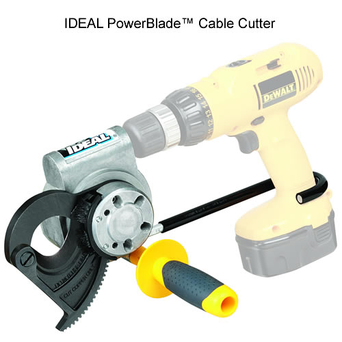 Powerblade cable cutter - icon