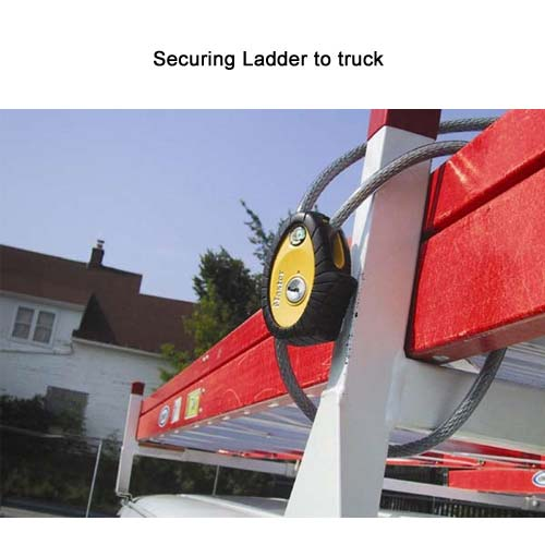 ideal industries 44-990 master lock python kit securing a ladder to a truck - icon