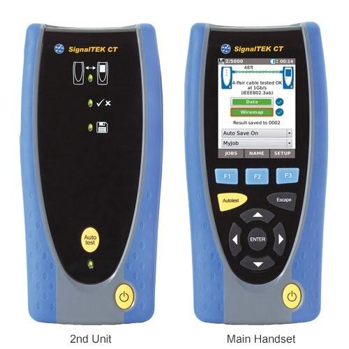 SignalTEK CT Main Handset and 2nd Unit