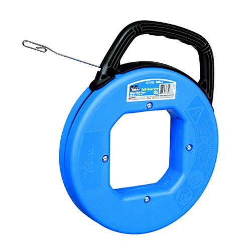 ideal industries 31-033 tuff-grip steel fish tape - icon