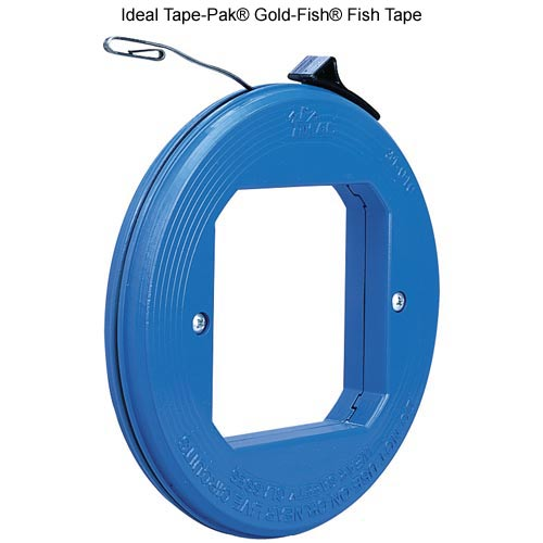 ideal industries tape-pak gold-fish fish tape - icon
