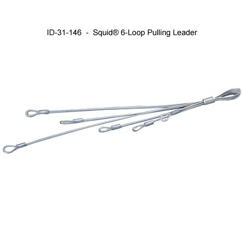 ideal industries 31-147 squid four loop pulling leader - icon