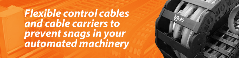 igus Chainflex CF10 control cable
