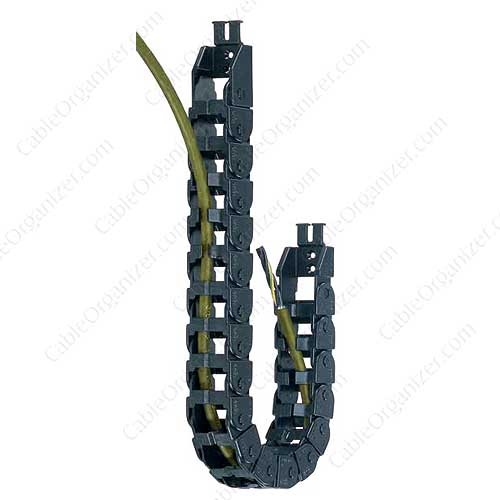 igus split e-chain hose and cable carrier