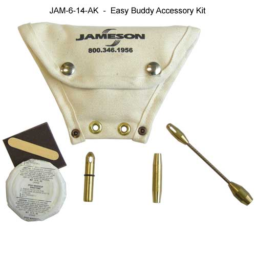 jameson easy buddy accessory kit components - icon