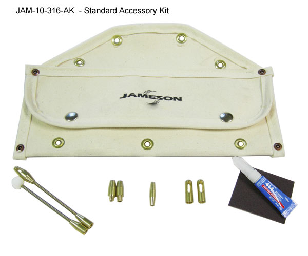 jameson standard accessory kit components - icon