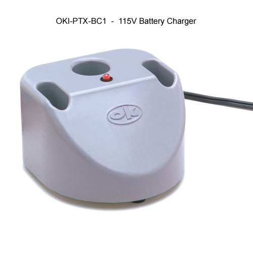 OK Industries PTX Series battery charger - icon