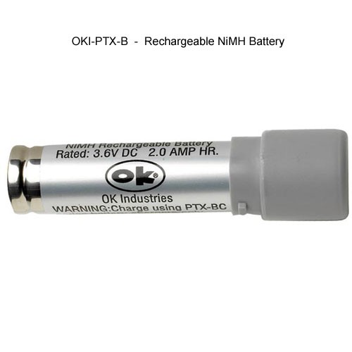 OK Industries PTX Series rechargeable nimh battery - icon
