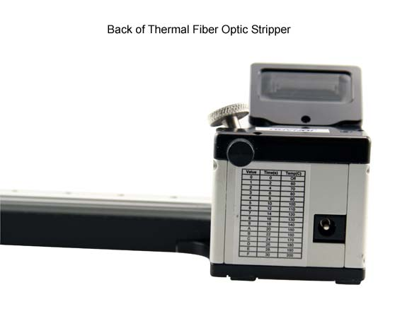 Back of Jonard thermal fiber optic stripper - icon