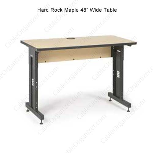 48 inch hard rock maple table - icon
