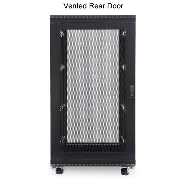 vented rear door