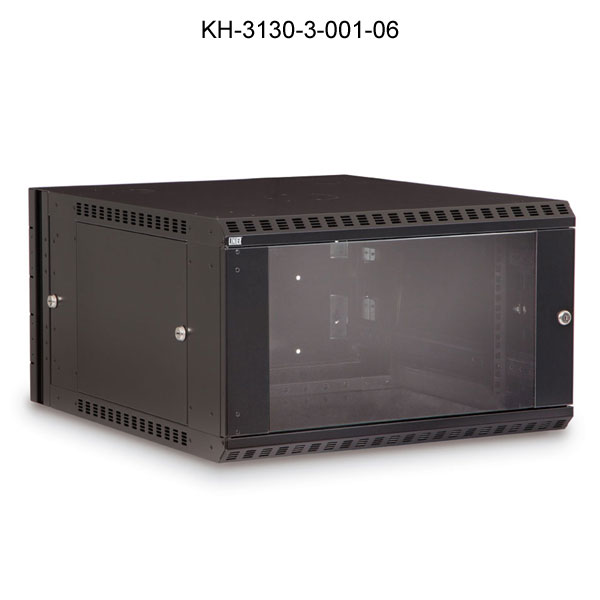 Kendall Howard™ LINIER™ Series Swing Out Wall Mount Enclosures