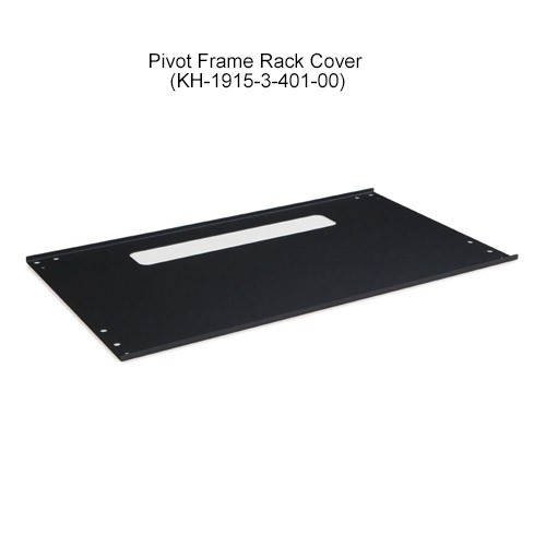 Kendall Howard Pivot Frame Open Rack Wallmount Cover