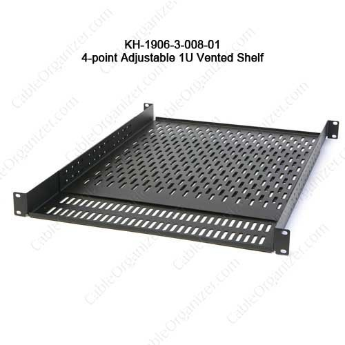 Kendall Howard 4-point Adjustable Shelves KH-1906-3-008-01