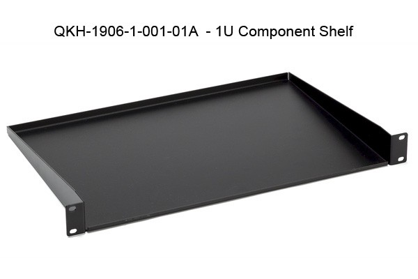 kendall howard 1u component shelf icon