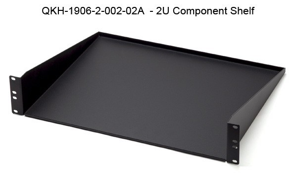 kendall howard 2u component shelf icon