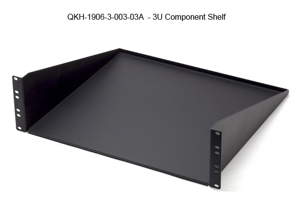 kendall howard 3u component shelf icon
