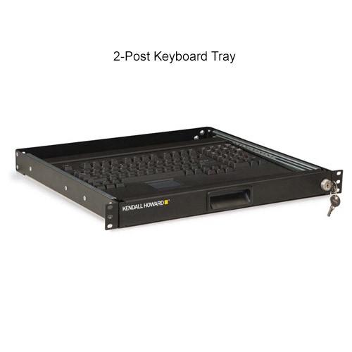 Kendall Howard 2-Post Rackmount Keyboard Tray - icon