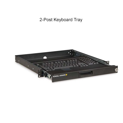 Kendall Howard 2-Post Rackmount Keyboard Tray Extended - icon