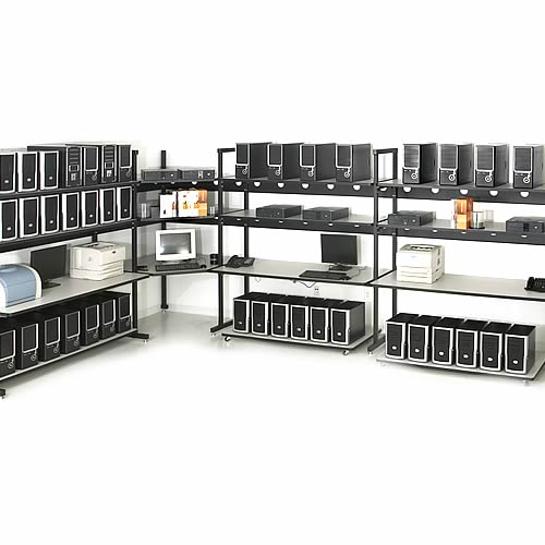 kendall howard performance series computer workbench configuration U-shape - icon