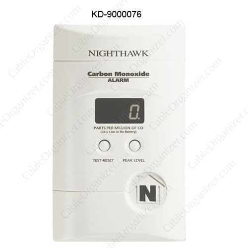Kidde CO Alarm, Digital, Deluxe Battery Backup - icon